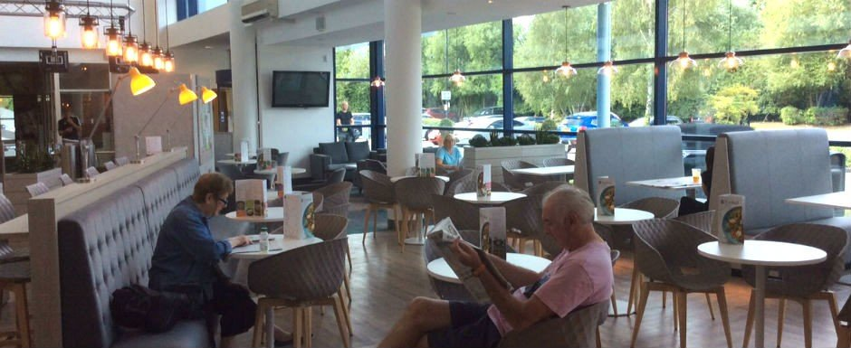 Bannatyne Helath Club Cafe & Spa