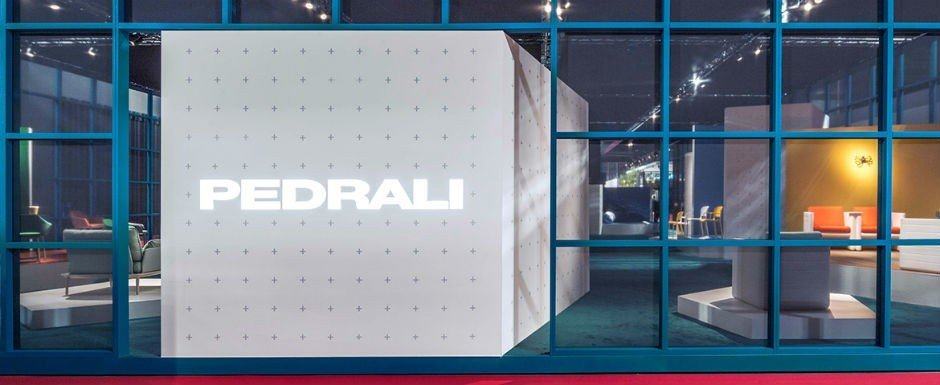 Pedrali at salone del mobile 2017 for Fiera mobile 2017