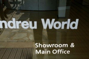 Andreu World Showroom