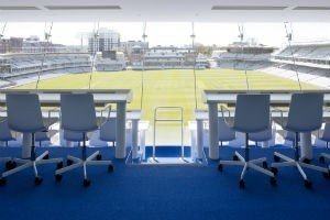 J P Morgan Media Centre at Lord's Cricket Ground